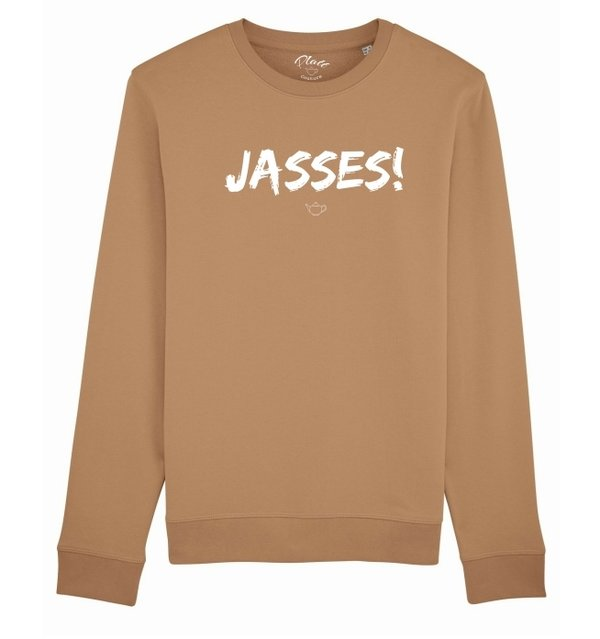 SWEATSHIRT Keerls - Jasses! - Beige