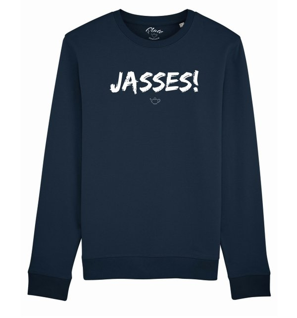 SWEATSHIRT Keerls - Jasses! - Navy Blau